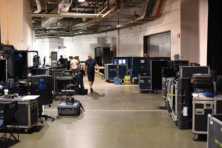 Backstage Gear