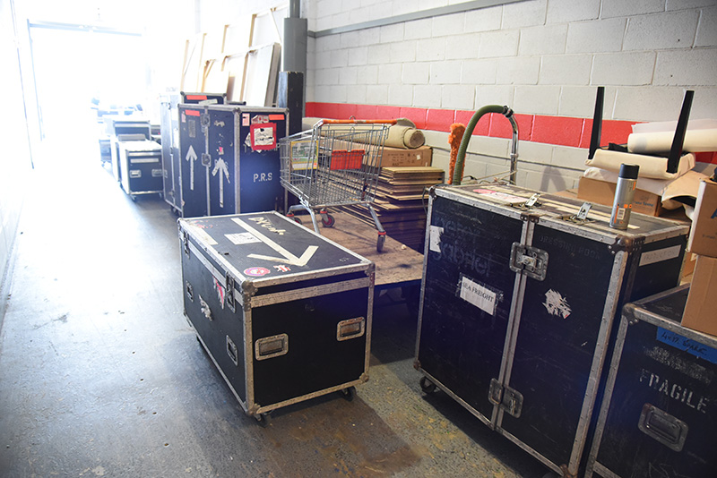 Rehearsal cases