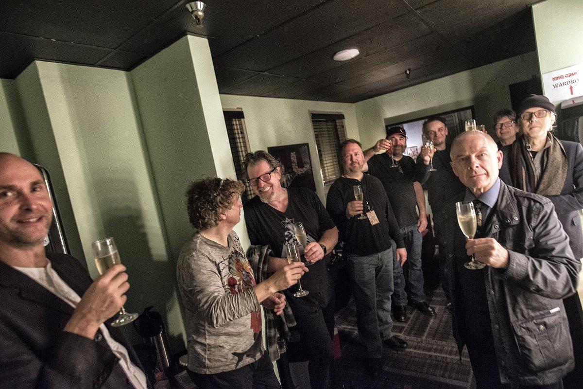 King Crimson Tour Milwaukee