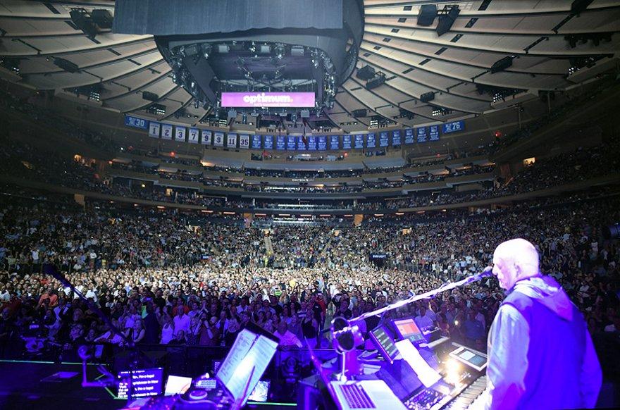 Madison Square Garden Show Amazing Design